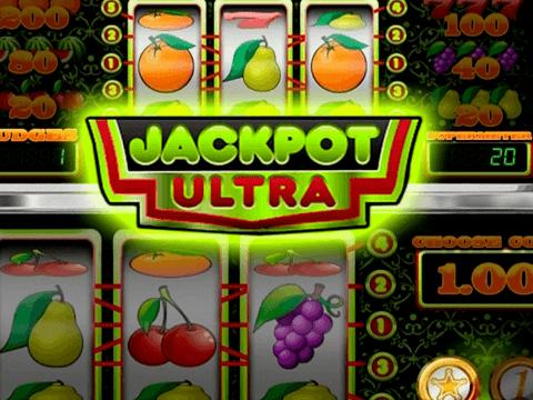 Игровой слот Jackpot Ultra