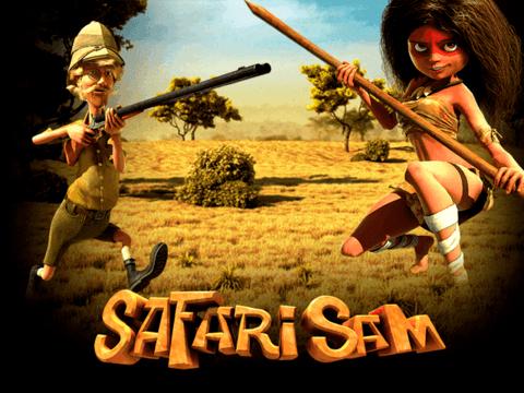 Игровой аппарат Safari Sam