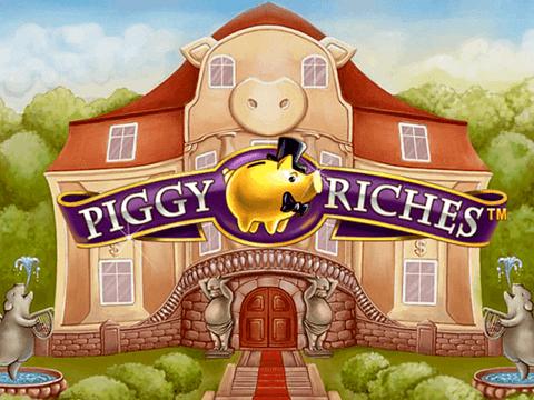 Игровой аппарат Piggy Riches