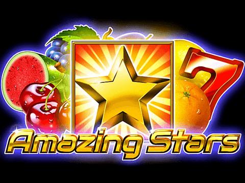 Игровой автомат Amazing Stars