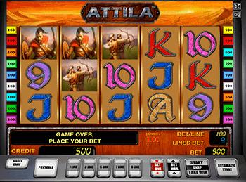 Игровой автомат Attila - фото № 4