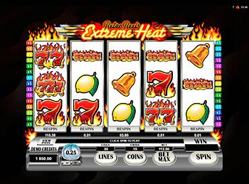 Игровой автомат Retro Reels Extreme Heat - фото № 4