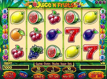 Игровой автомат Juice And Fruits - фото № 5