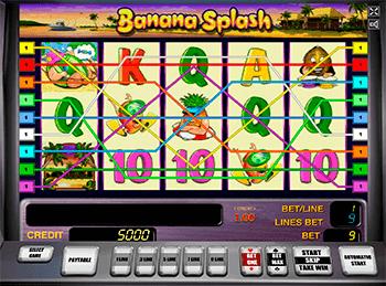Игровой автомат Banana Splash - фото № 2