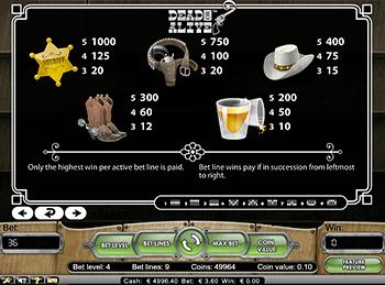 Игровой автомат Dead Or Alive - фото № 2