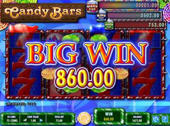 Игровой автомат Candy Bars - фото № 3
