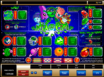 Игровой автомат What on Earth? - фото № 1