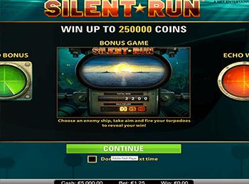 Игровой автомат Silent Run - фото № 4