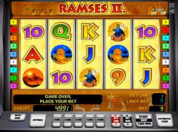 Игровой автомат Ramses II - фото № 2