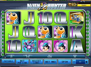 Игровой автомат Alien Hunter - фото № 2