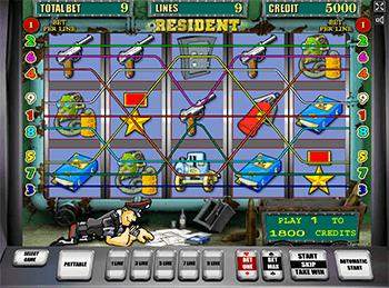 Игровой автомат Resident - фото № 6