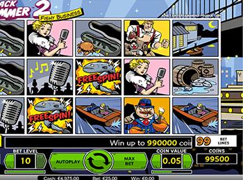 Игровой автомат Jack Hammer 2 - фото № 4