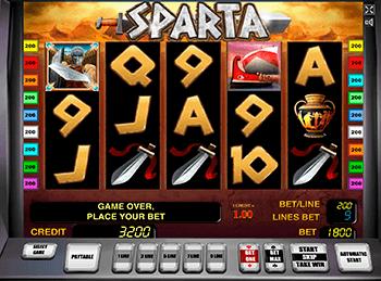 Игровой автомат Sparta - фото № 3
