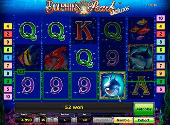 Игровой автомат Dolphin's Pearl Deluxe - фото № 2