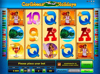 Игровой автомат Caribbean Holidays - фото № 1