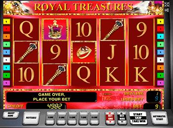 Игровой автомат Pharaon's Treasure - фото № 2