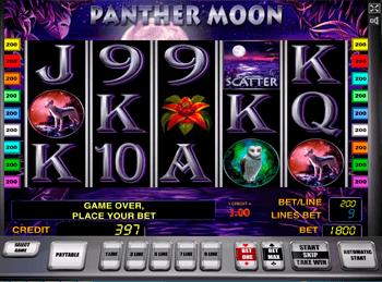 Игровой автомат Panther Moon - фото № 4