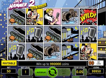 Игровой автомат Jack Hammer 2 - фото № 2