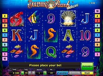 Игровой автомат Dolphin's Pearl Deluxe - фото № 6