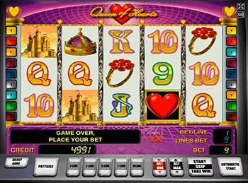 Игровой автомат Queen of Hearts - фото № 4