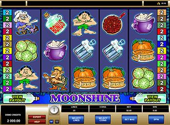 Игровой автомат Moonshine - фото № 3