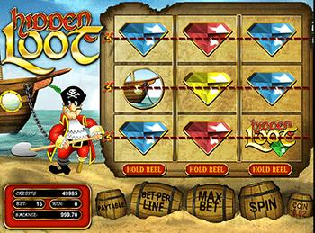 Игровой автомат Hidden Loot - фото № 6