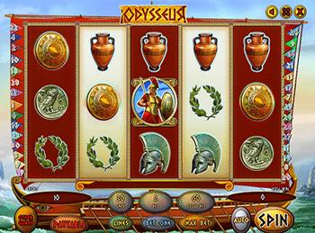 Игровой автомат Odysseus - фото № 1