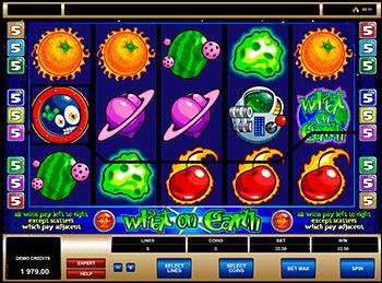 Игровой автомат What on Earth? - фото № 3