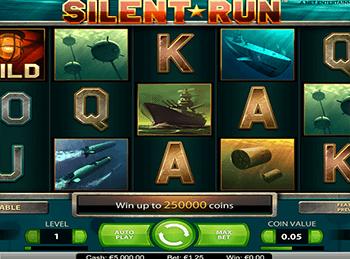Игровой автомат Silent Run - фото № 3