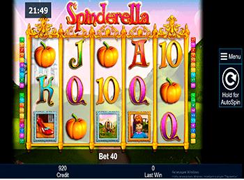 Игровой автомат Spinderella - фото № 2