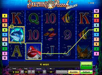 Игровой автомат Dolphin's Pearl Deluxe - фото № 4