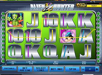 Игровой автомат Alien Hunter - фото № 1