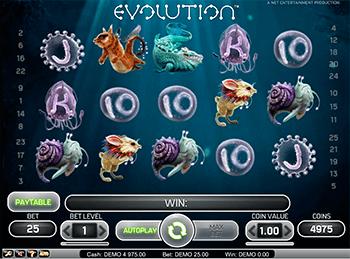 Игровой автомат Evolution - фото № 1
