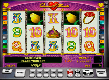 Игровой автомат Queen of Hearts - фото № 3