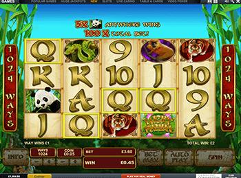 Игровой автомат Lucky Panda - фото № 2