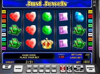 Игровой автомат Just Jewels - фото № 3