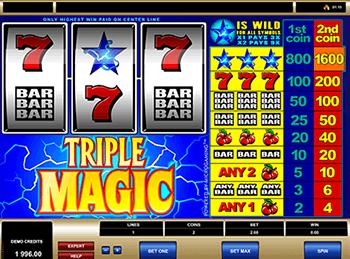 Игровой автомат Triple Magic - фото № 5