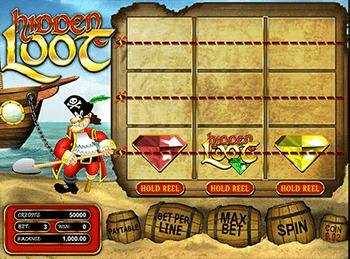 Игровой автомат Hidden Loot - фото № 1