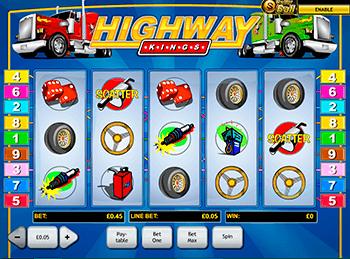 Игровой автомат Highway Kings - фото № 1