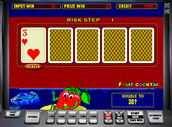 Игровой автомат Fruit Cocktail - фото № 6