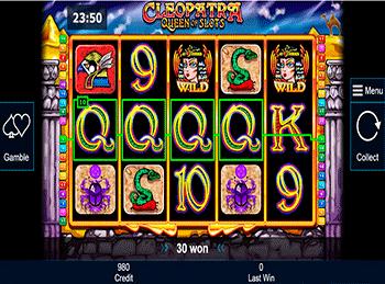 Игровой автомат Cleopatra Queen Of Slots - фото № 4