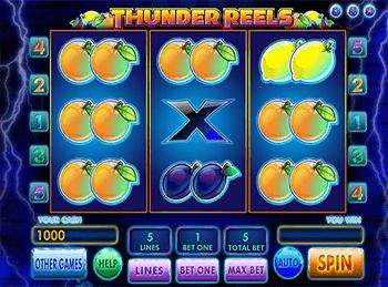 Игровой автомат Thunder Reels - фото № 6