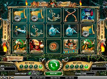 Игровой автомат Ghost Pirates - фото № 2
