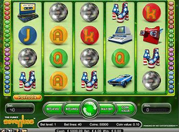 Игровой автомат Funky Seventies - фото № 4