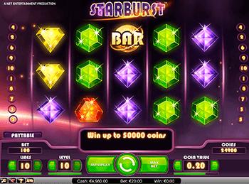 Игровой автомат Starburst - фото № 6