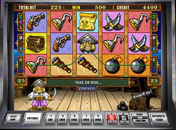 Игровой автомат Pirate - фото № 1
