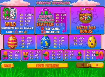 Игровой автомат Easter Surprise - фото № 2