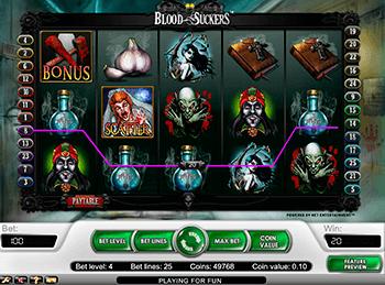 Игровой автомат Blood Suckers - фото № 6