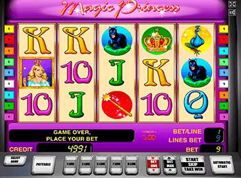 Игровой автомат Magic Princess - фото № 1