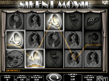 Игровой автомат Silent Movie - фото № 3